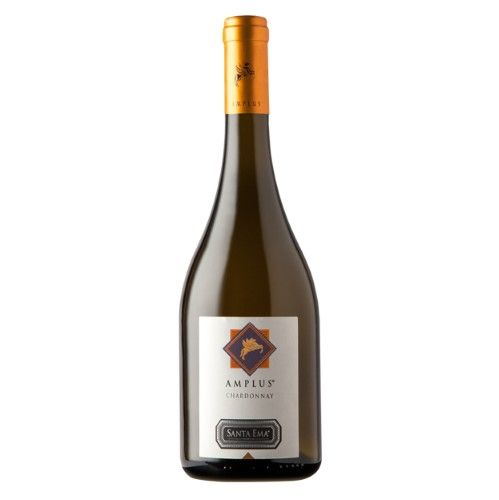 Vinho Santa Ema Amplus Chardonnay Branco 750 mL