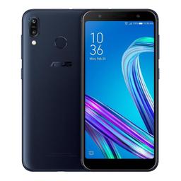 Smartphone Asus Zb555 Zenfone Max M3 64Gb Preto
