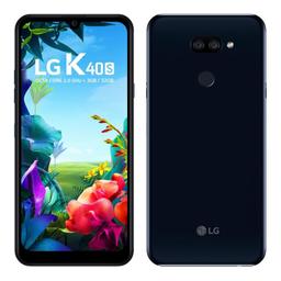 Smartphone Lg X430Bmw K40S Preto 32 Gb - Celular