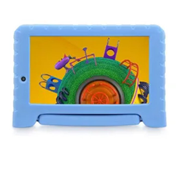 Tablet Multilaser Discovery Kids Wi-Fi 8Gb Câmera Android Azul