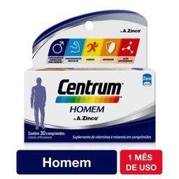 Centrum Complexo Vitaminico 30 Comprimidos Para Homens