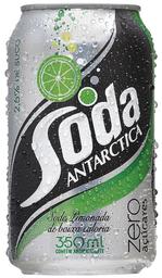 Soda Antarctica Zero 350 ml