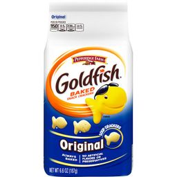 Petisco Goldfish Original 187 g - Cód 307093