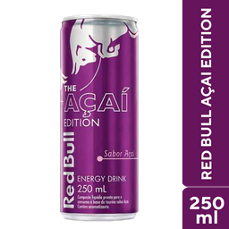 Red Bull Açai Edition 250 ml