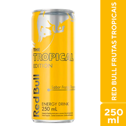 Red Bull Frutas Tropicais 250 ml