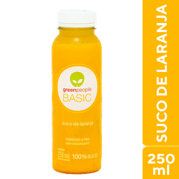 Greenpeople Suco de Laranja 250 ml