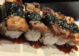 Sushi de Salmão Skin - 15 Peças