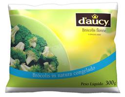 Brócolis Daucy Florete 2 Kg