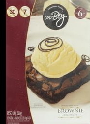 Brownie Com Nozes Mr. Bey 240 g