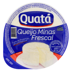 Creme Queijo Minas Frescal Quata 150 g