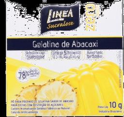 Linea Gelatina Sem Acucar Abacaxi