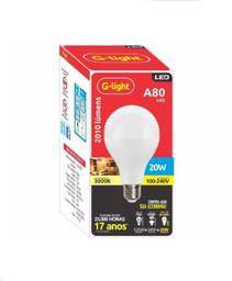 Lâmpada Bulbo Ol Led A80 15W 3000K E27 Multivolt
