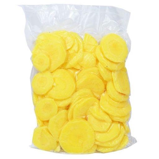 Mandioquinha Vácuo Descascada Higienizada 250 g