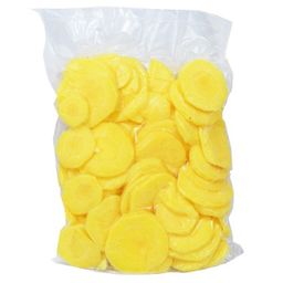 Mandioquinha Vácuo Descascada Higienizada 500 g