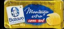 Manteiga Batavo Tablete 200 g