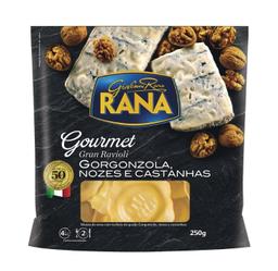 Massa Recheada Rana Gorgonzola/Nozes 250 g