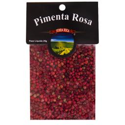 Pimenta Rosa Grão Terra Rica