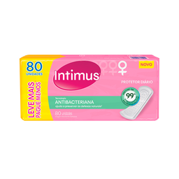 Protetor Intimus Antibac 12X80