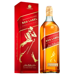 Whisky Jw Red Label 750 mL