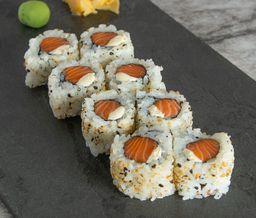 Uramaki Salmão - 10 Unidades