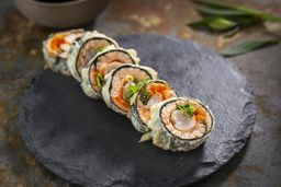 Hot Roll Completo - 6 Unidades
