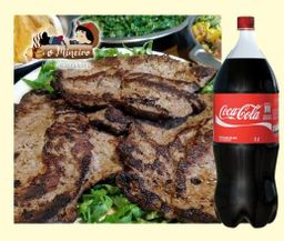 Filé Mignon do Chef 2P + Coca-Cola