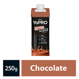 Bebida Láctea Yopro Chocolat Edge 250 mL