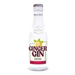 Gin Ginger Gin Easy Booze 210 mL