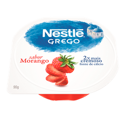NESTLE GREGO Morango 24x90g BR