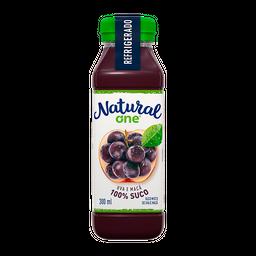 Natural One Suco Sabor De Uva E Maçã