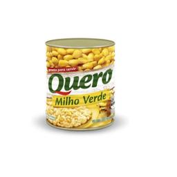 Quero Milho Verde Menos Sódio Lata
