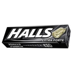 Halls Extra Forte