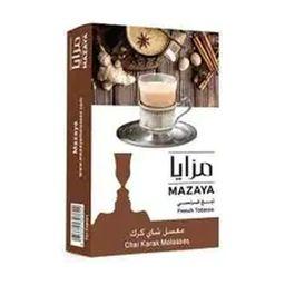 Essência de Narguilé Mazaya Chai Karak Molasses
