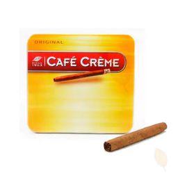 Cigarrilha Café Cremè Original Amarelo