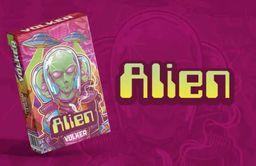Essência de Narguilé Volker Alien