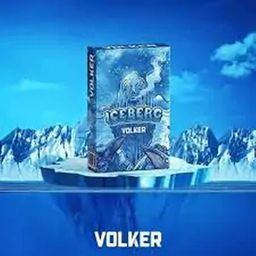 Essência de Narguilé Volker Iceberg