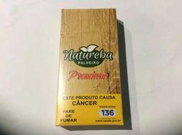 Palheiro Natureba Premium - 20 Unidades