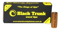 Piteira Black Trunk Wood Tips