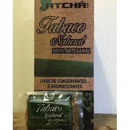 Tabaco Atchá Natural - 20g