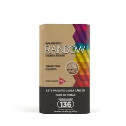 Tabaco Rainbow Orgânico - 25g