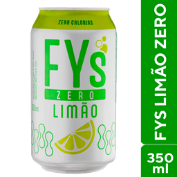 FYs Limão 350ml