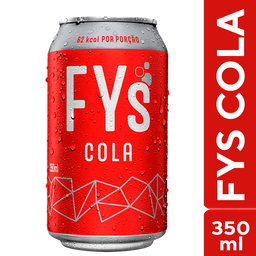 FYs Cola 350ml