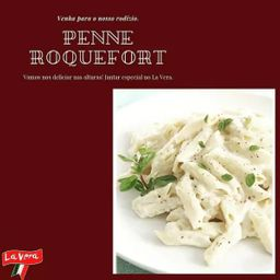 Penne Roquefort
