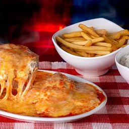 Porção de Big Parma