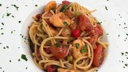 Espaguete à Pescatory