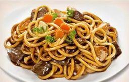 Espaguete Alpossay
