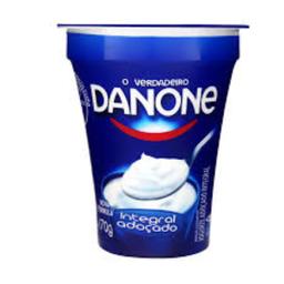 Danone Iogurte Natural Integral