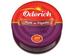 Oderich Patê Figado