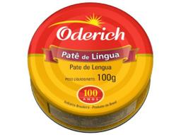 Oderich Patê Lingua