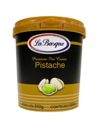 La Basque Sorvete Pistache